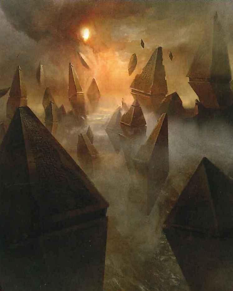 「BMワンダーフォーゲル部」 第19回 ゼンディカー《山/Mountain》#243